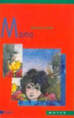 Momo roman - Livre