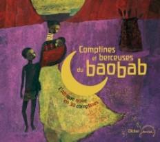 Comptines et berceuses du baobab (CD)