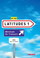 Latitudes 1 niv.1 - DVD + Livret
