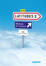 Latitudes 2 niv.2 - DVD + Livret