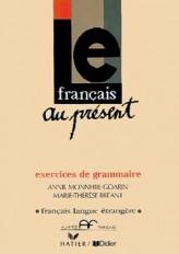 Premiers exercices de grammaire - Cahier d'exercices