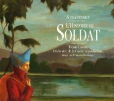 L'histoire du soldat (CD)