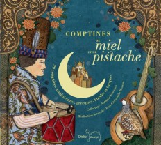 Comptines de miel et de pistache (CD)