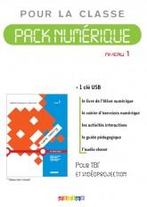 Ligne Directe 1 niv.A1 - Pack numérique classe