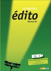Edito nouvelle édition B1 Espagne - Pack numérique Clé usb