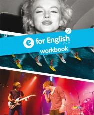 E for English 3e - Workbook -version papier