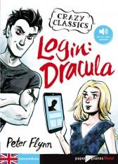 Login : Dracula - Livre + mp3