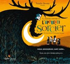 La Véritable Histoire de l'Apprenti sorcier (CD)