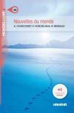 Nouvelles du monde  niv. A2  - Livre + mp3