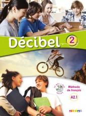 Décibel 2 niv.A2.1 - Guide pédagogique  - version numérique pdf