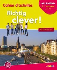 Richtig Clever 1ère année - Cahier -version papier