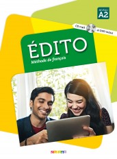 Edito niv.A2 - Carte de téléchargement premium enseignant - 1  code