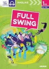Full Swing 1re - Workbook - version papier