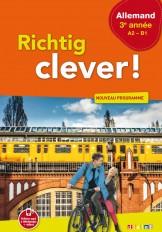 Richtig Clever 3e année - Livre