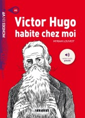 Victor Hugo habite chez moi - Livre + mp3