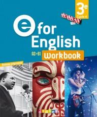 E for English 3e (éd. 2017) - Workbook - version papier