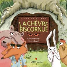 La Chèvre Biscornue - format géant