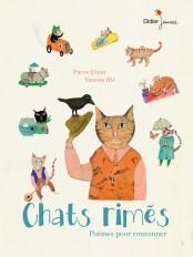 Chats rimés, Poèmes pour ronronner