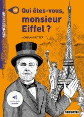 Qui êtes-vous Monsieur Eiffel ? - Livre + MP3