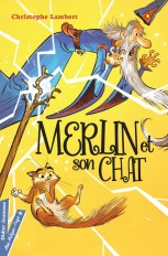 Merlin et son chat