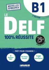 DELF B1 100% réussite - 2021 - Livre + onprint