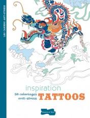 INSPIRATION TATTOOS (CAHIER ANTI-STRESS)