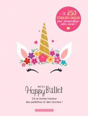 Mini Happy Bullet Licornes