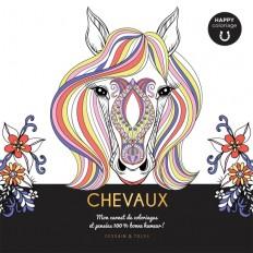 Chevaux - Happy coloriage