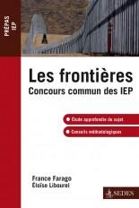 Les frontières - Concours commun des IEP