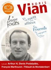 Coffret Boris Vian
