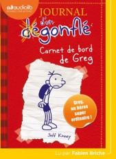 Journal d'un dégonflé 1 - Carnet de bord de Greg Heffley