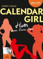 Calendar Girl 1 - Hiver (Janvier, Février, Mars)