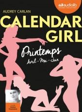 Calendar Girl 2 - Printemps (Avril, Mai, Juin)