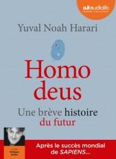Homo deus - Une brève histoire du futur