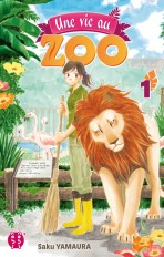 Une vie au zoo T01