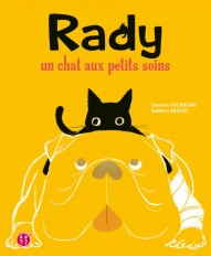 Rady, un chat aux petits soins
