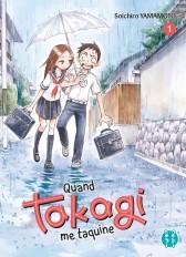 Quand Takagi me taquine T01