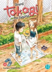 Quand Takagi me taquine T04