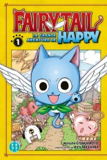 Fairy Tail - La grande aventure de Happy T01