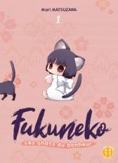 Fukuneko, les chats du bonheur T01