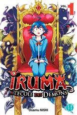 Iruma à l'école des démons T01