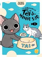 Les Chaventures de Taï et Mamie Sue T03