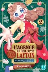 L'agence de détectives Layton T02