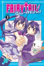 Fairy Tail - Blue Mistral T03