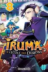 Iruma à l'école des démons T08