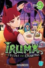 Iruma à l'école des démons T09