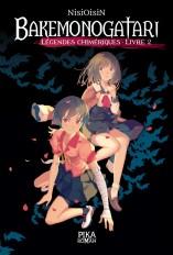 Bakemonogatari - Légendes chimériques : Livre 2