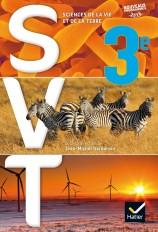 SVT 3e Éd. 2017 - Livre élève + livret 16 pages