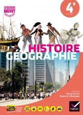 Histoire-Géographie 4e éd. 2016 - Manuel de l'élève