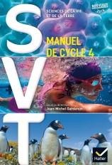 SVT cycle 4 éd. 2016 - Manuel de l'élève